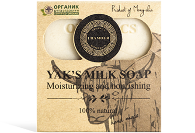 YAK'S MILK SOAP